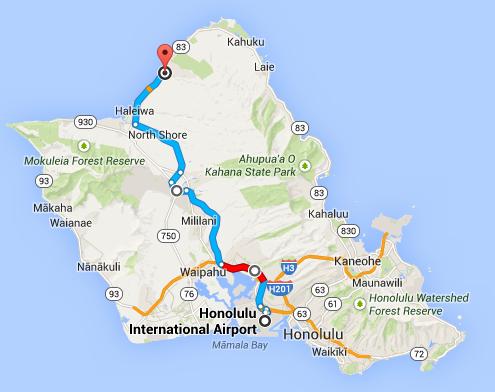 Directions - Kalani Hawaii